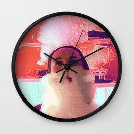 ☄ Microcosmos ☄ Wall Clock