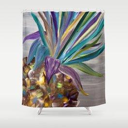 Pineapple Palette Shower Curtain