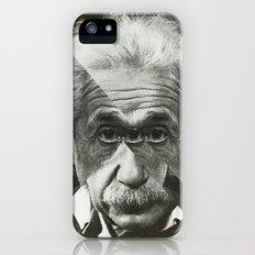 Albert E Mix 1 iPhone (5, 5s) Slim Case
