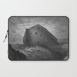 Dove Sent Forth from the Ark - Dore Laptop Sleeve