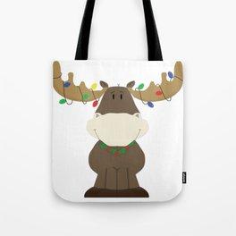 Merry Christmoose! Tote Bag