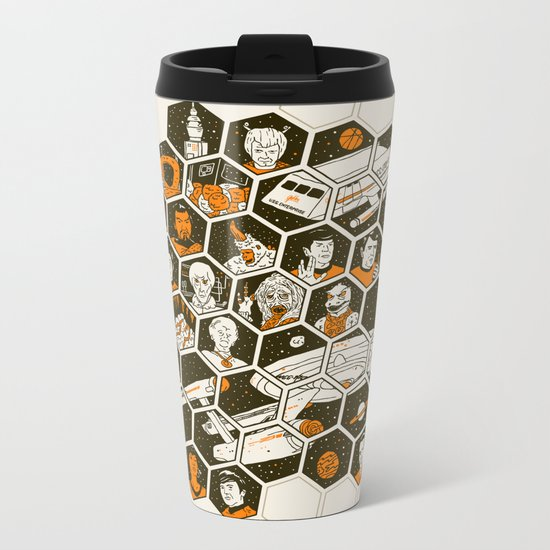 5 Year Mission Metal Travel Mug