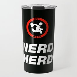 Nerd Herd Travel Mug