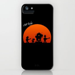 Get Peachy iPhone Case