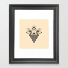 COSMIC NATURE VII Framed Art Print