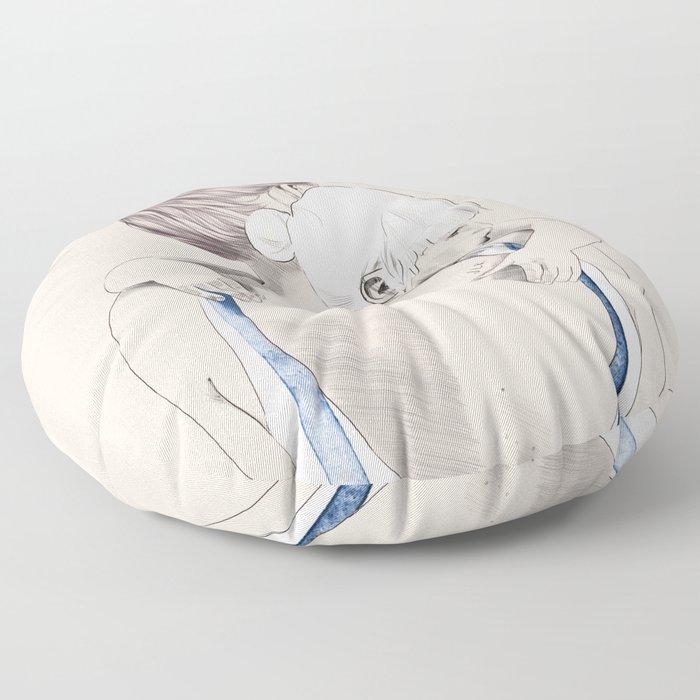 Daughter Floor Pillow