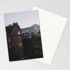 Edinburgh, Scotland Stationery Cards