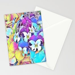 Candy Floral Mix Stationery Cards