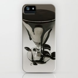 too much of a good thing iPhone Case
