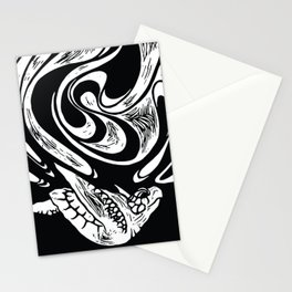 Sink or Swim Sea Turtle Stationery Cards