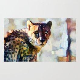 Your Cheetah Eyes Rug