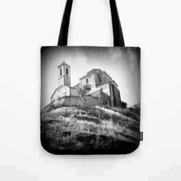 Spanish Iglesia Tote Bag