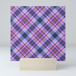 Scottish tartan #44 Mini Art Print