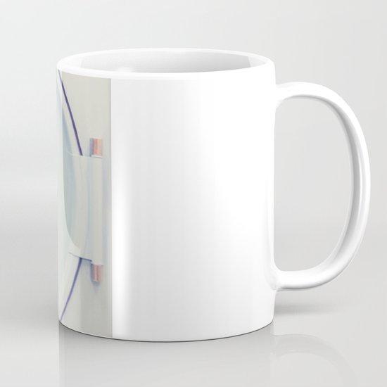 Tumbling goldfish Mug