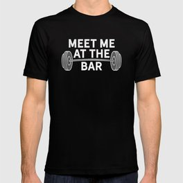 Gym Fitness Workout Bodybuilding Novelty Gift T-shirt