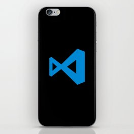 visual studio code iPhone Skin