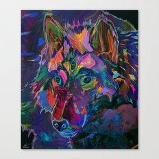 Luna Canvas Print