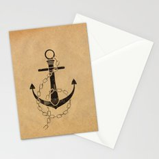 Anchor Print Stationery Cards