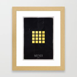 AI - MOTHER  Framed Art Print