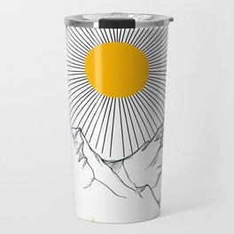 Autumn in the Forest Travel Mug