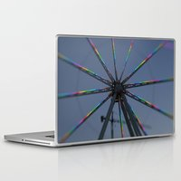 carnival Laptop & iPad Skins featuring CARNIVAL by Maria Azorin