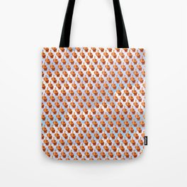 A Flock of Birds Tote Bag