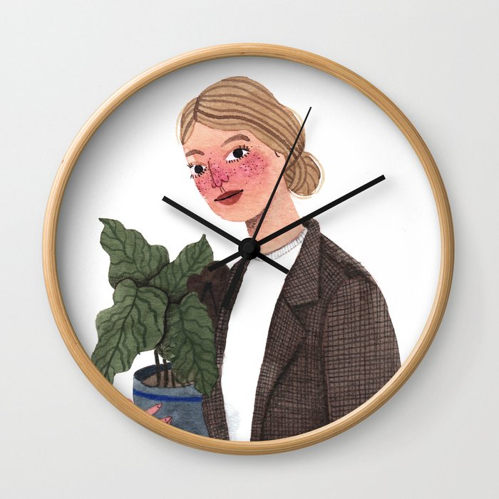 Antonieta Wall Clock