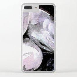 Nude by Kathy Morton Stanion Clear iPhone Case