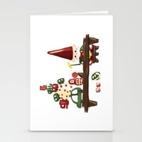 elf Stationery Cards featuring Elf by Erica_art