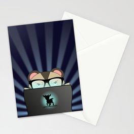 Tech Mole Stationery Cards