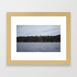 Sotra Framed Art Print