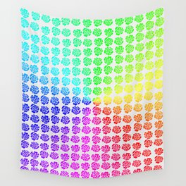 Roses pattern VIII Wall Tapestry