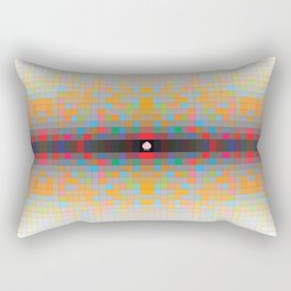 Momo pixel Rectangular Pillow