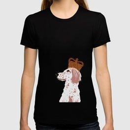 English Setter Dog Art T-shirt