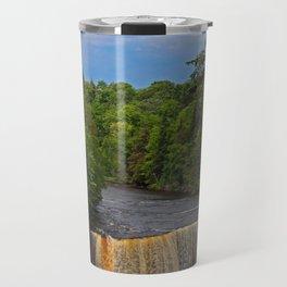 Tahquamenon Upper Falls VII Travel Mug
