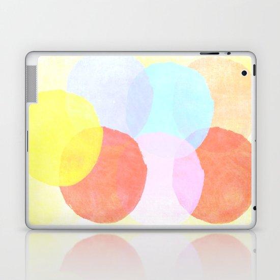 Circles Laptop & iPad Skin