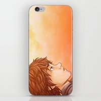 hiccup iPhone & iPod Skins featuring Hiccup by MaliceZ