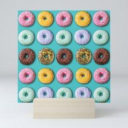 Donuts Mini Art Print