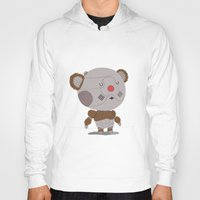 thundercats Hoodies featuring Ro-Bear-Bill by Rod Perich