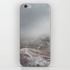 Winter trail iPhone & iPod Skin