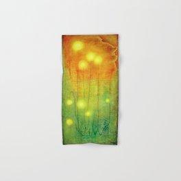 Glowing Lights Hand & Bath Towel