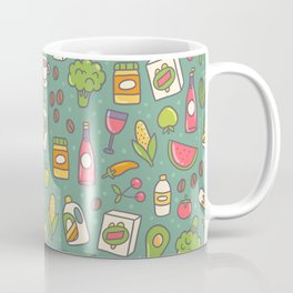 Shopping Coffee Mug