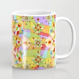 Rainbow Sparkles Coffee Mug
