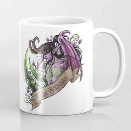 Betrayer Coffee Mug
