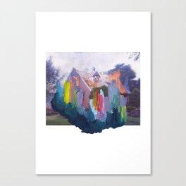 ARMED / LUMINOUS #1 Canvas Print
