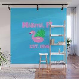 Miami, FL Wall Mural
