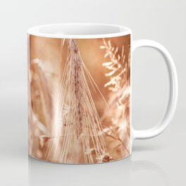 Golden old withered cereal ear grow Coffee Mug