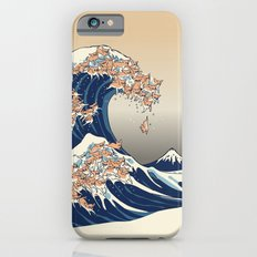 The Great Wave of Chihuahua iPhone 6s Slim Case