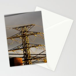 Power Tower Stationery Cards