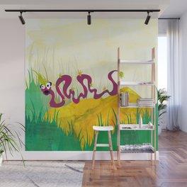 Tufted Slink (Bewundering World of Bewilderbeests) Wall Mural
